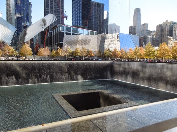 9/11 Memorial World Trade Center NYC