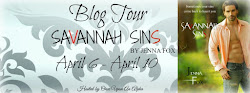OUAA Presents~Jenna Fox's Savannah Sins
