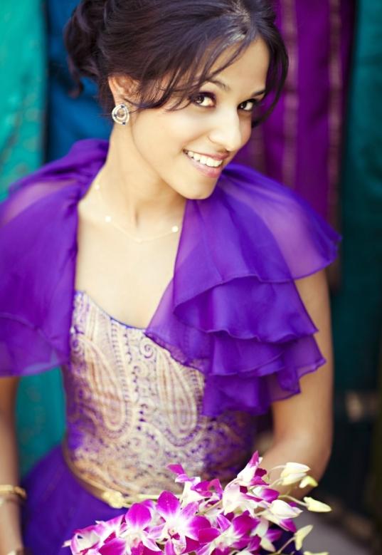 Gold And Purple Wedding Dresswedding Dresses