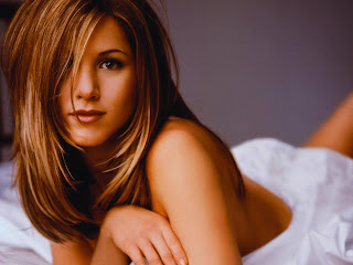 Jennifer Aniston sexy widescreen image