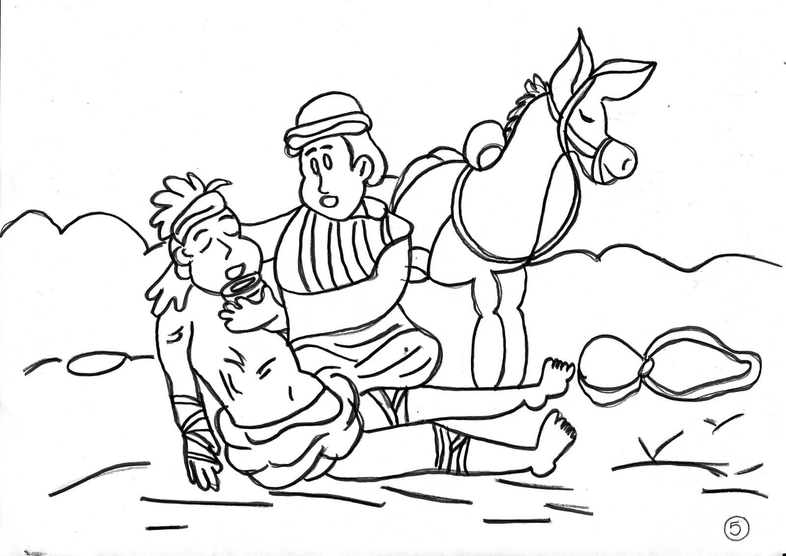 adalia helena subsidio lição 2 uma história sobre a bondade