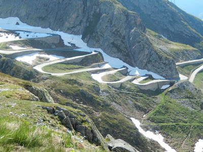 Paso San Gottardo Suiza