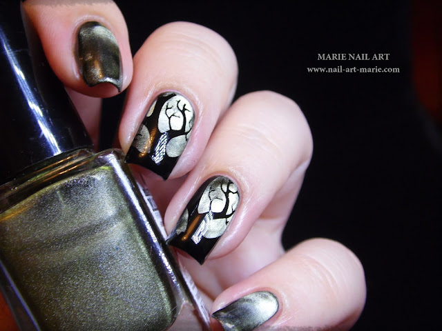 Nail Art Into The Woods10