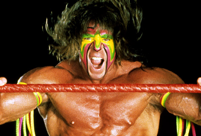 Adam's Wrestling: Ultimate Warrior vs Vince McMahon