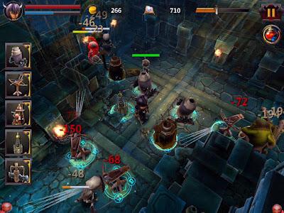 Dungeon Crisis v1.12 MOD APK