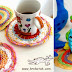 DIY-Paper Plate (and Coffee Stick) LOOM