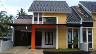 model rumah minimalis cantik