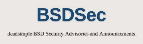Announcing BSDSec.net