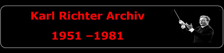 Karl Richter Archiv