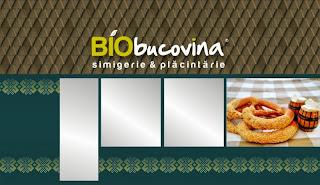 design fatada chiosc BIObucovina