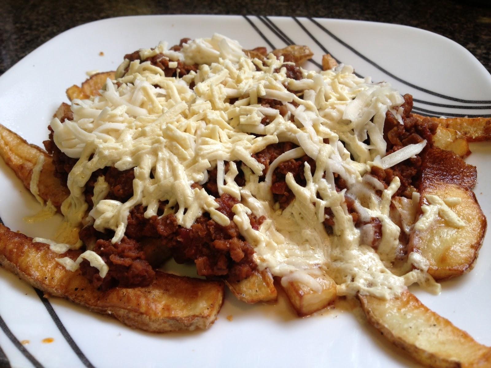 ... chili cheese fries chili cheese fries img 3888 four bean chili