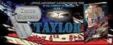 Blog Tour: Taylor