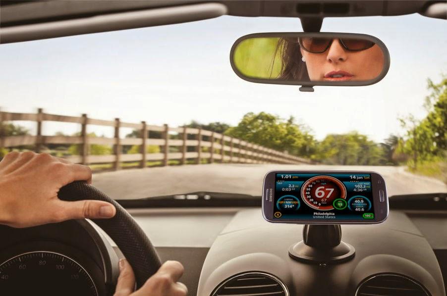 Cara Menjadikan Handphone Android Sebagai Speedometer