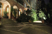 Bed and Breakfast giardino Roma