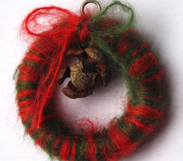 Christmas ornament swap