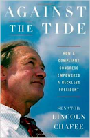 Lincoln Chaffee Against the Tide