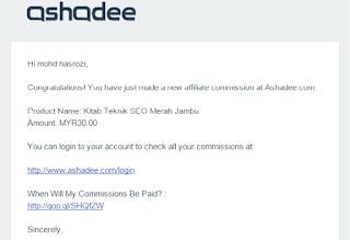 Komisen Pertama Ashadee