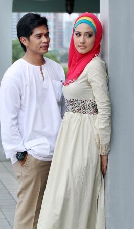 Gambar Fizz Fairuz dan Nur Fathia