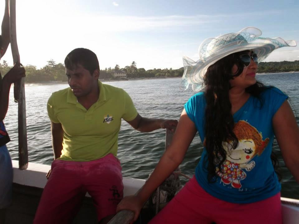 madhu nithyani on water