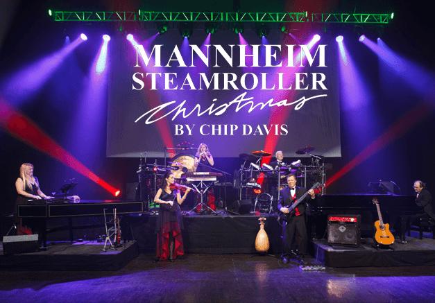 Tyler Texas welcomes Mannheim Steamroller by Chip Davis