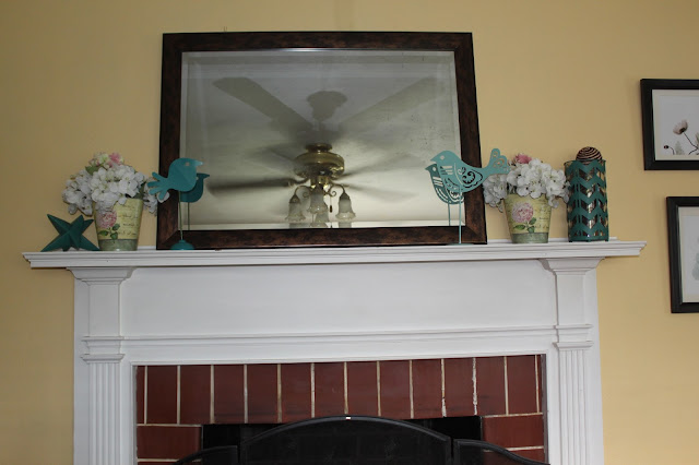 cat hair & glitter summer mantle