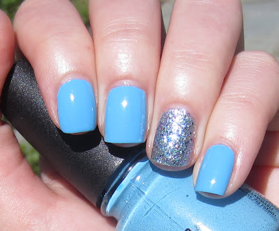 China Glaze Bahamian Escape China Glaze Liquid Crystal