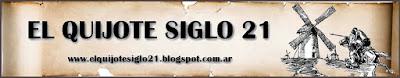 EL QUIJOTE SIGLO 21