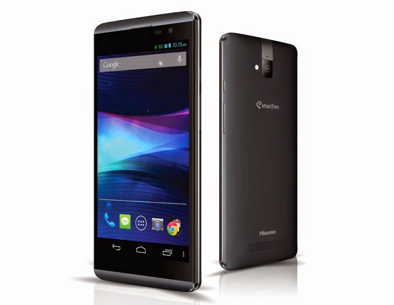 Spesifikasi Ponsel Terbaru Smartfren Andromax Q dan Andromax R