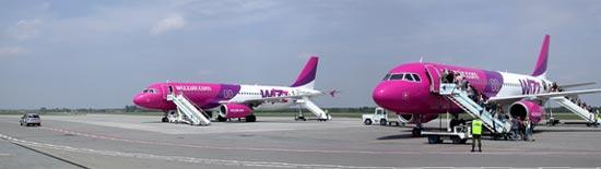 Wizz Air - nuovo volo Napoli-Sofia