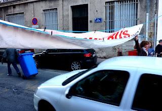 Montpellier, rue Durand