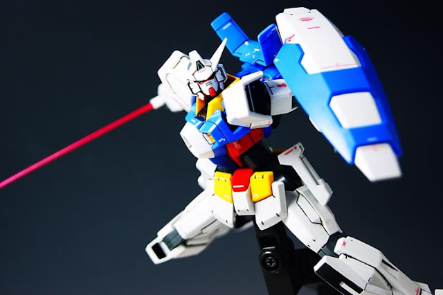 HG 1/144 Gundam AGE-1 Normal by ayx12666