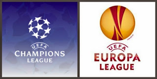 champion's league europa league