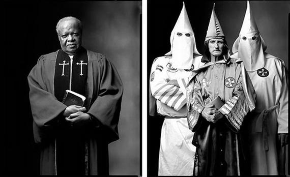 священник и ку-клукс-клан