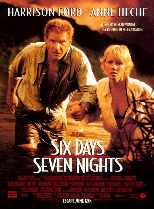 Sáu Ngày Bảy Đêm - Six Days Seven Nights (1998)