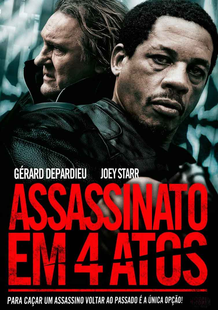 Assassinato Em 4 Atos Torrent Dual Àudio (2014)