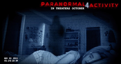 Paranormal Activity 4 Película