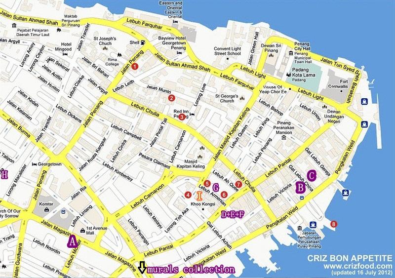 penang bus route map pdf