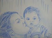 Madre con niño.