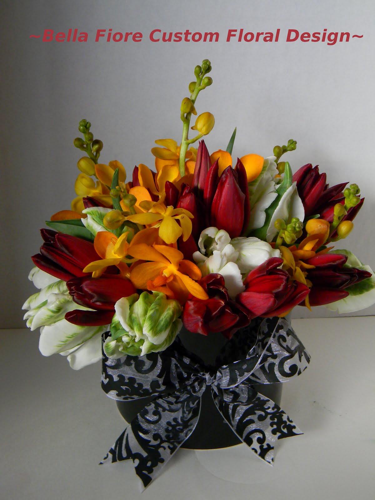 About Bella Fiore Custom Floral Design