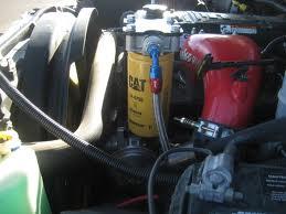 Cara Membersihkan Air Di Filter Solar, Membersihan Water Seperator Pada Mobil Mesin Diesel [ www.BlogApaAja.com ]