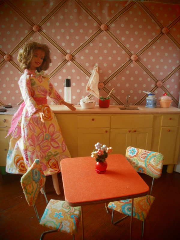 Barbie Doll Furniture DIY