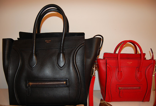 068b0590b96b UPDATED  Céline Mini Luggage vs. Céline Nano — A friendly comparison ...