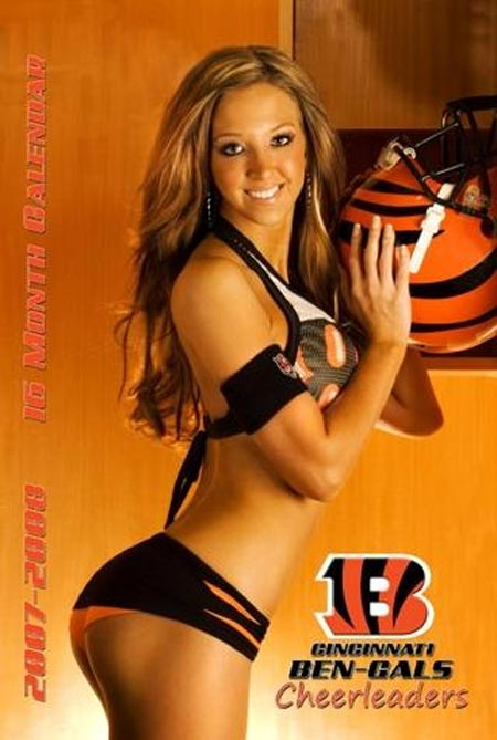 Sarah Jones Cheerleader