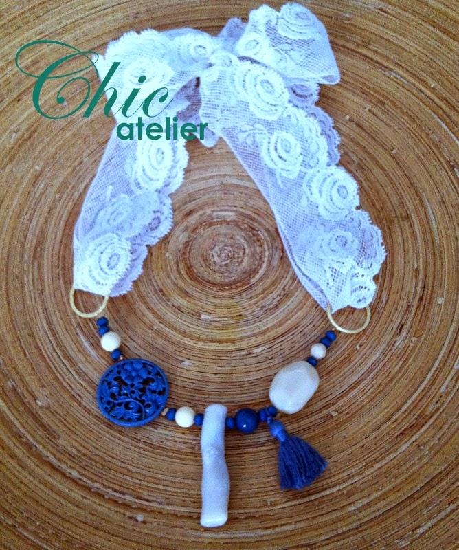 Collares y complementos de moda hechos a mano