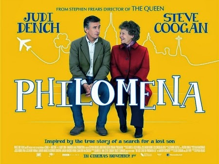 PHILOMENA nominated for Academy Award for Best Adapted Screenplay
