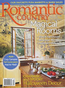 Romantic Country - Fall 2011