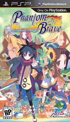 Phantom Brave: The Hermuda Triangle PSP