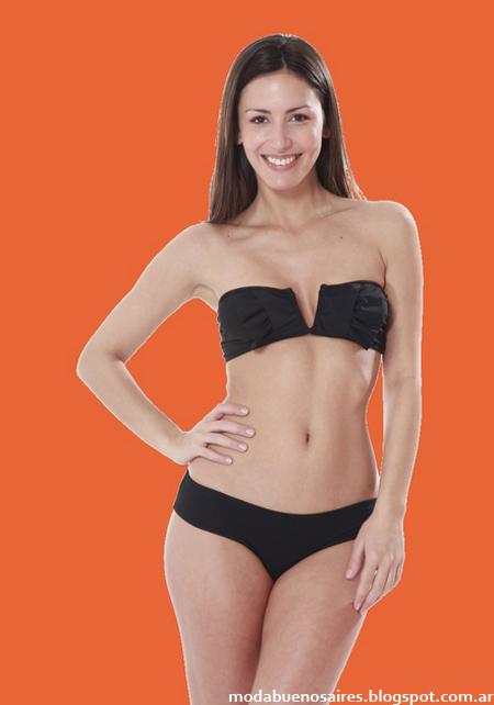 Bikinis 2013 strapless Lete.