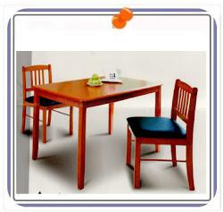 ชุดโต๊ะอาหาร Panda