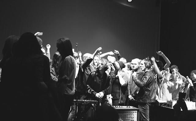 LA Priest Live Nottingham